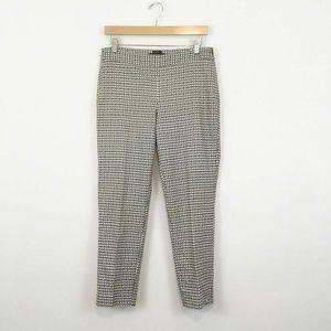 Talbots Chatham Pattern Slacks Pants Women's Size